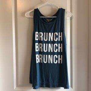 EUC Brunch Mikey Muscle Tank